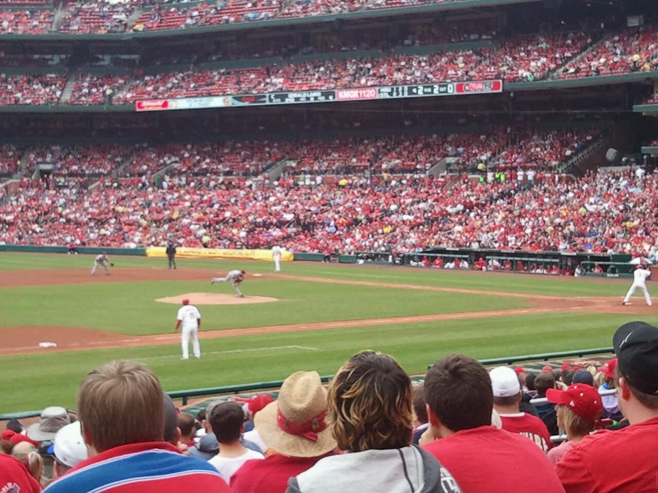 Busch Stadium Section 159 Row 13 Seat 1