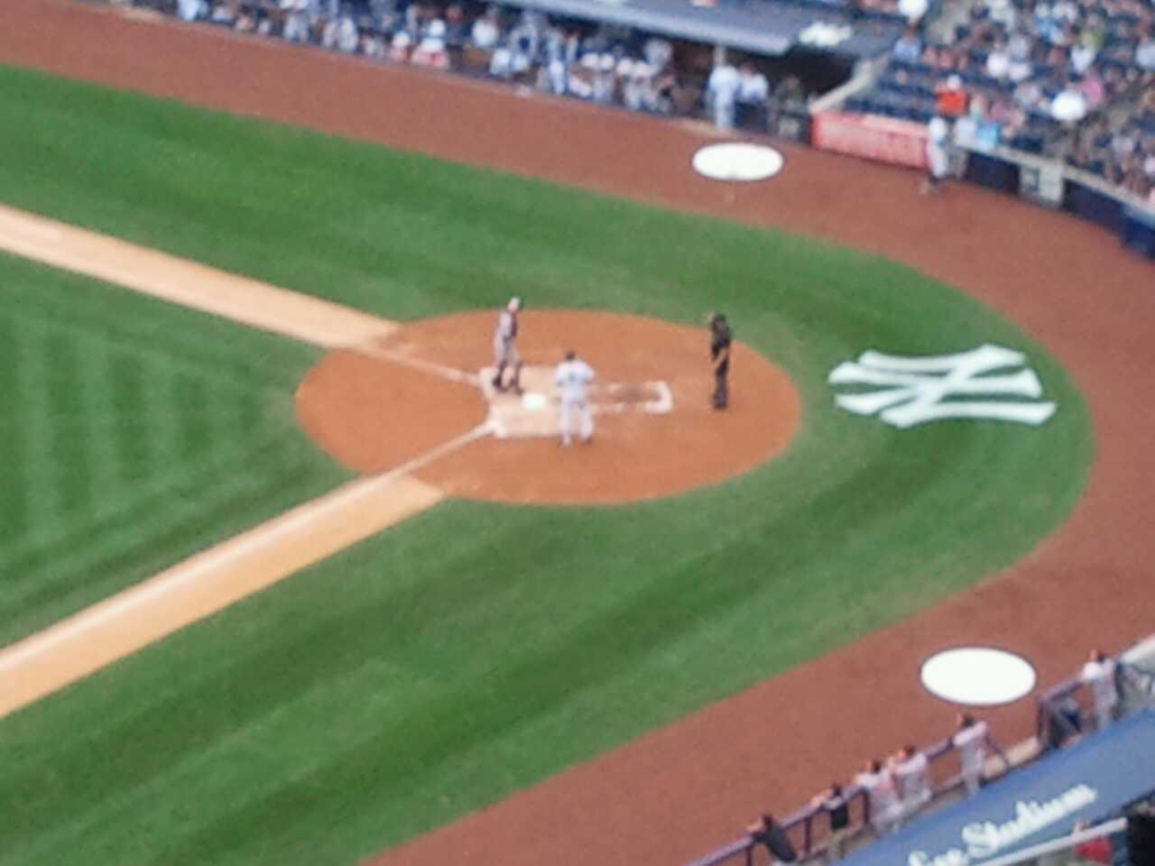 Yankee Stadium Section 428 Row 12 Seat 6