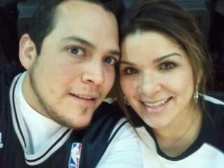 AT&T Center Section 107 Row 29 Seat 5
