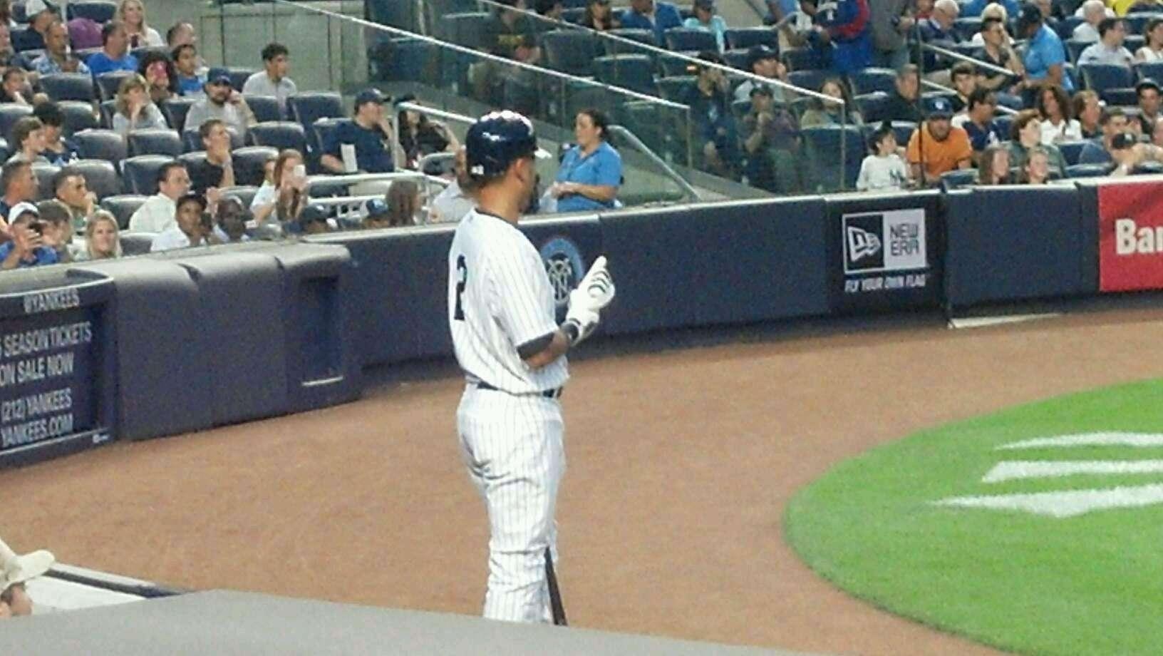 Yankee Stadium Section 17a New York Yankees
