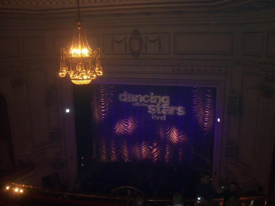Wilbur Theatre Section Balcony Row H Seat 8