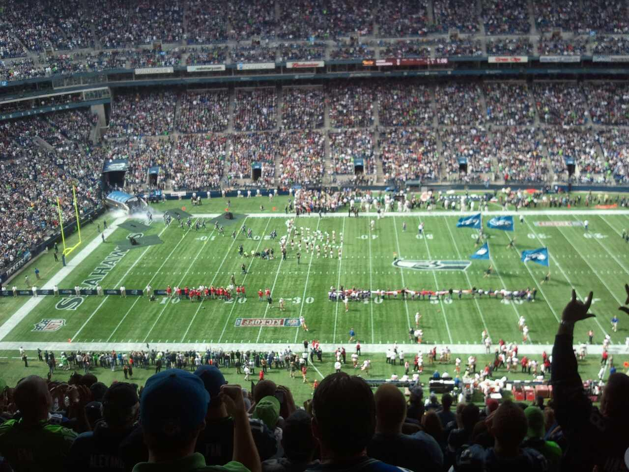 CenturyLink Field Section 310