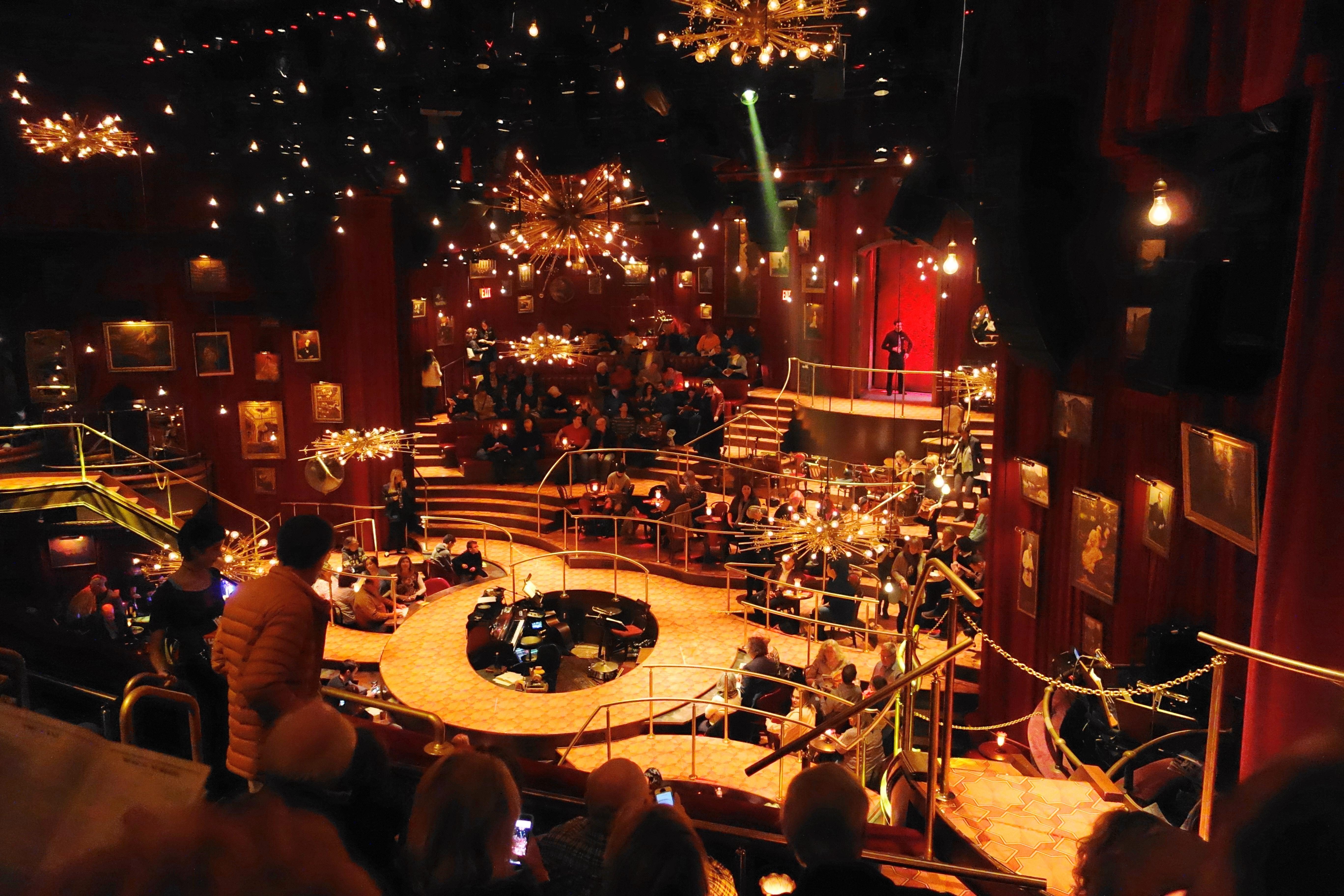 Imperial Theatre Section Front Mezzanine 1 Row E Seat 7