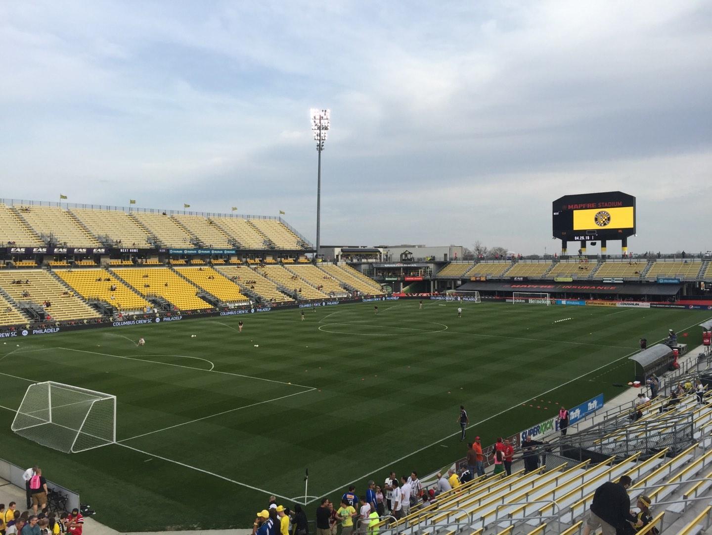 Mapfre Stadium Section 132 Row 24 Seat 30