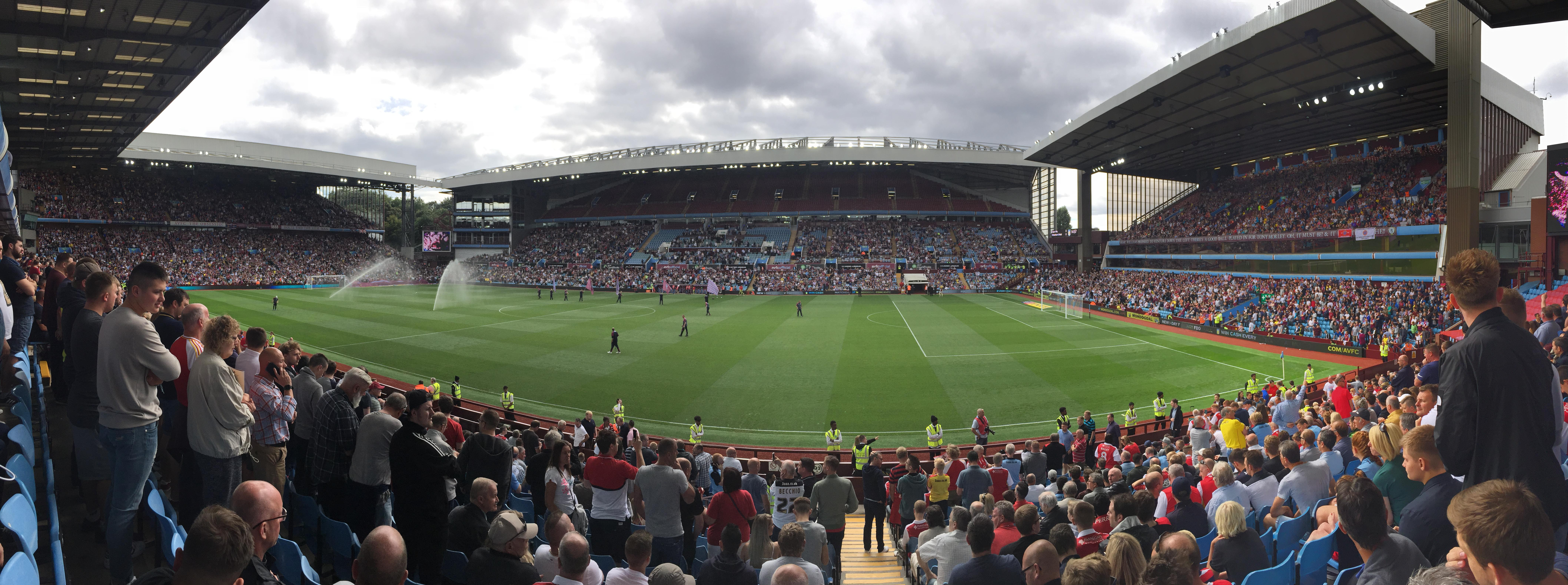 Villa Park Section 01