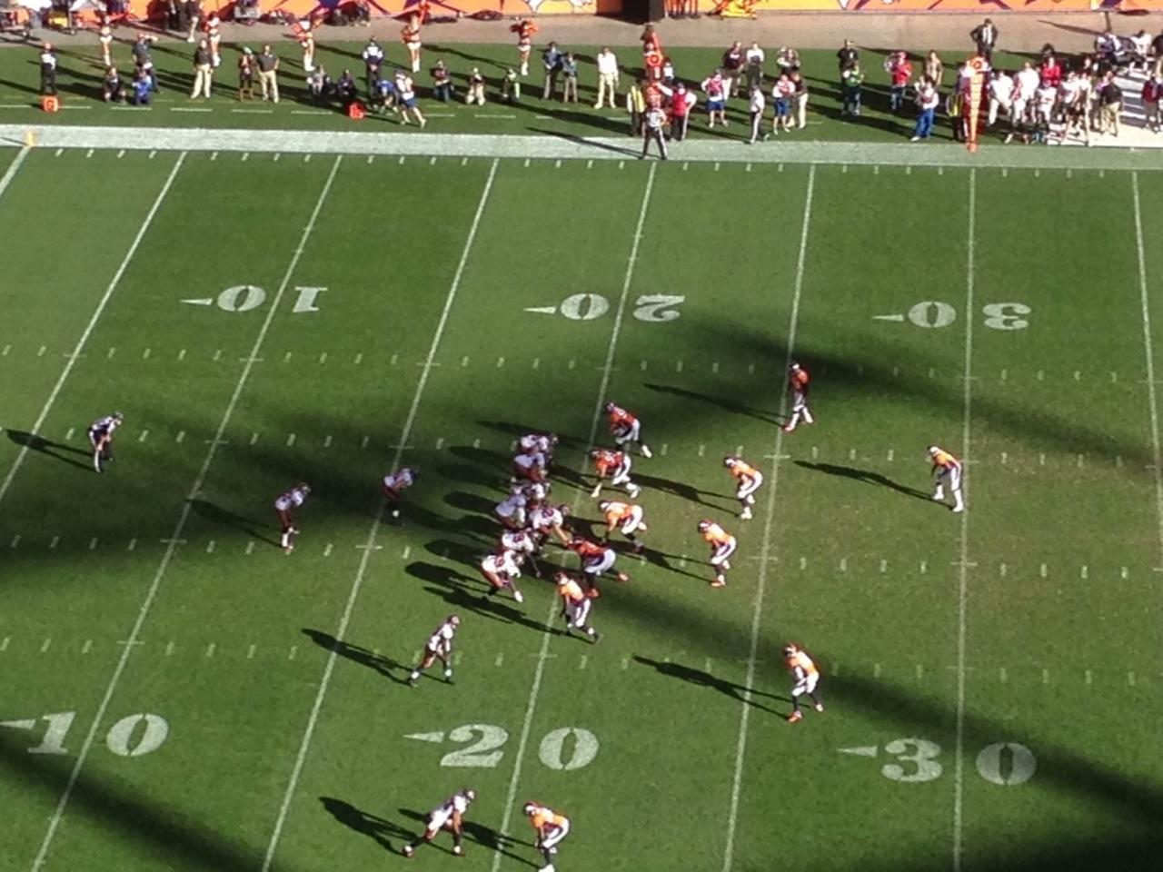 Sports Authority Field Section 509 - RateYourSeats.com