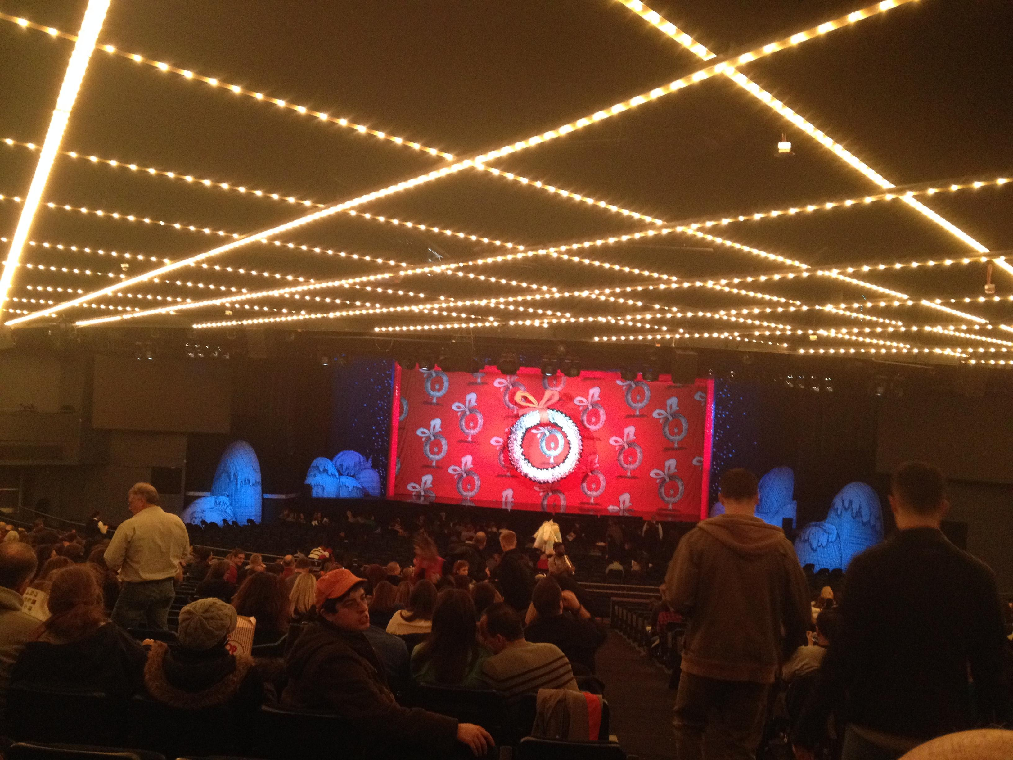 Hulu Theater at Madison Square Garden, section 200, row Z, seat 19 ...
