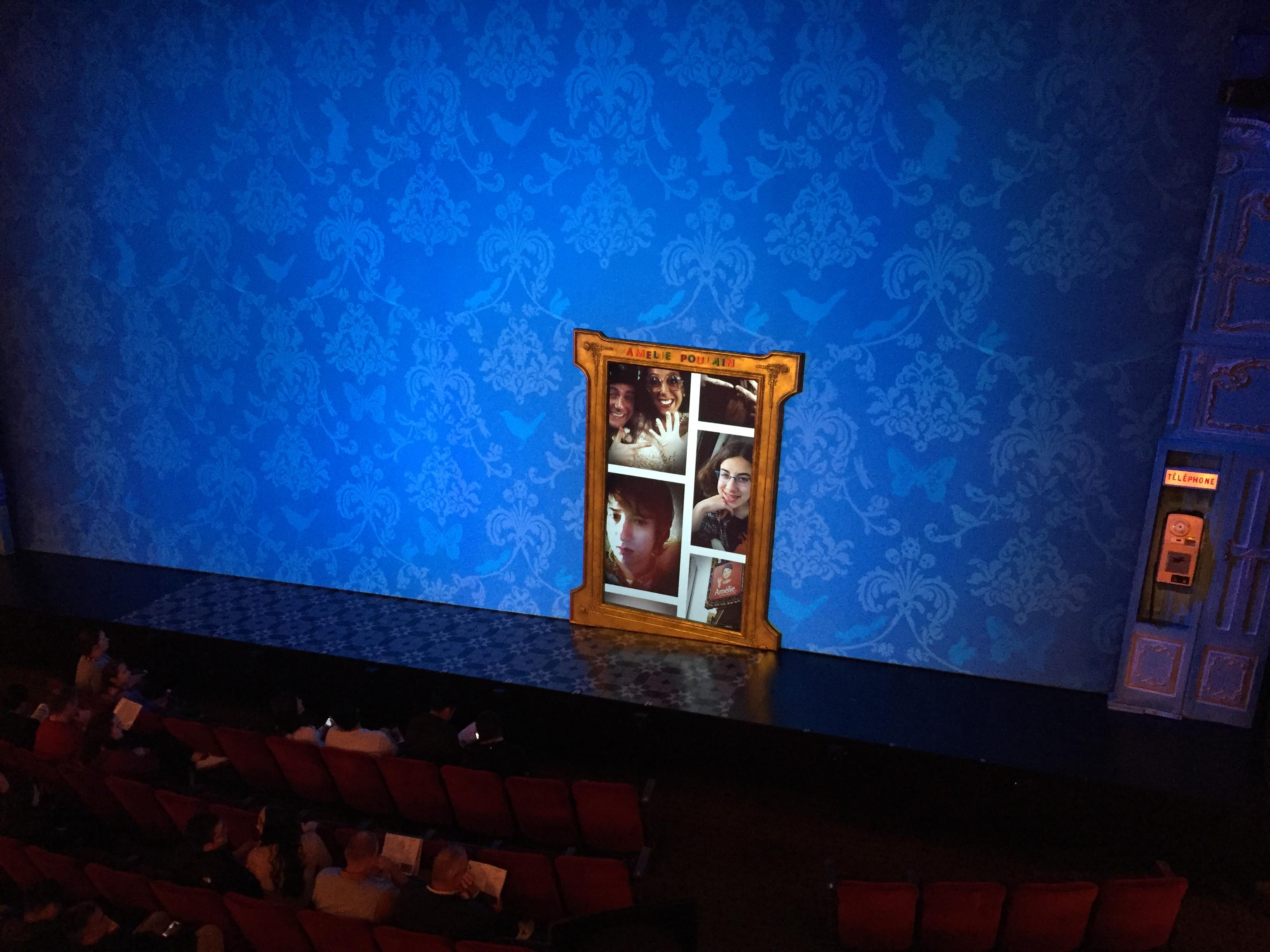 Walter Kerr Theatre Section Mezzanine R Row A Seat 6