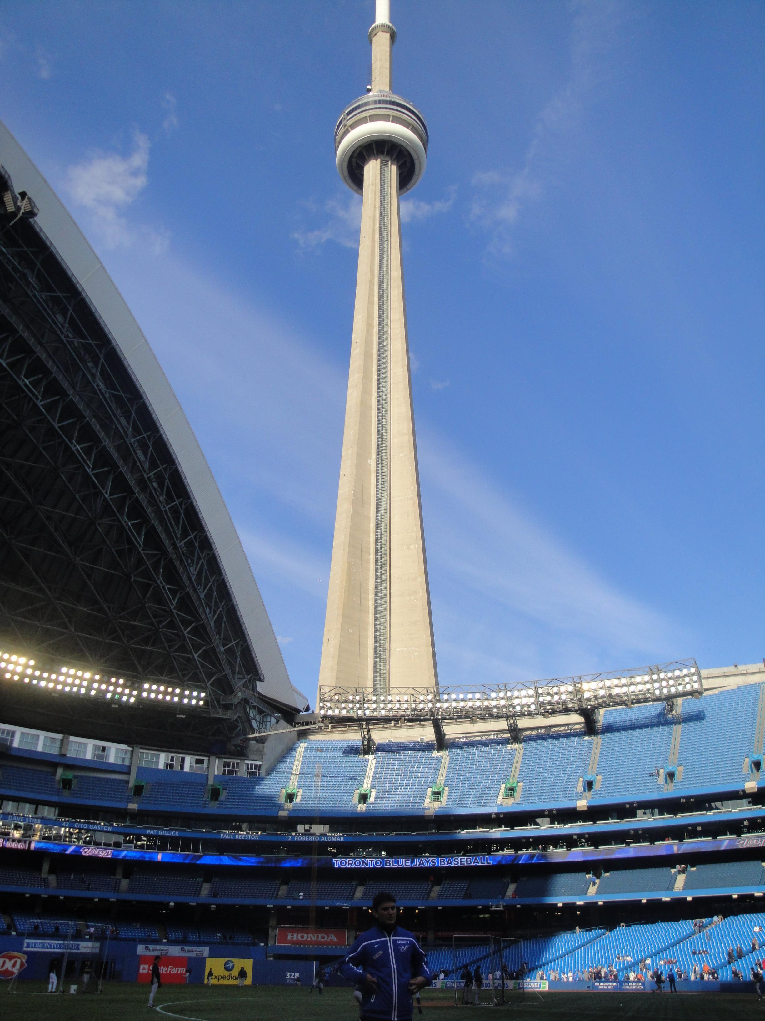 Rogers Centre Section 129L Row 1 Seat 103
