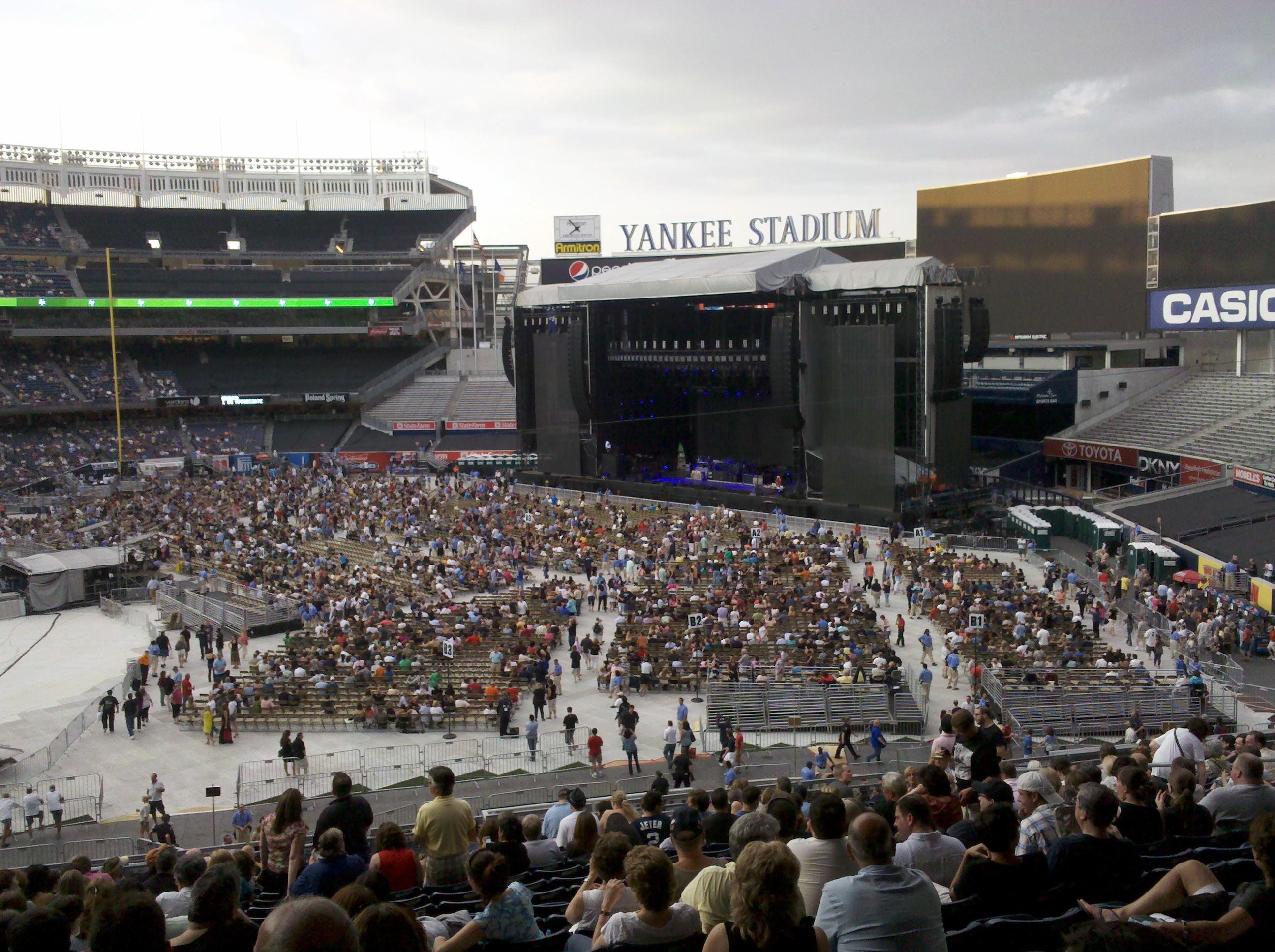 Yankee Stadium Tickets Tour