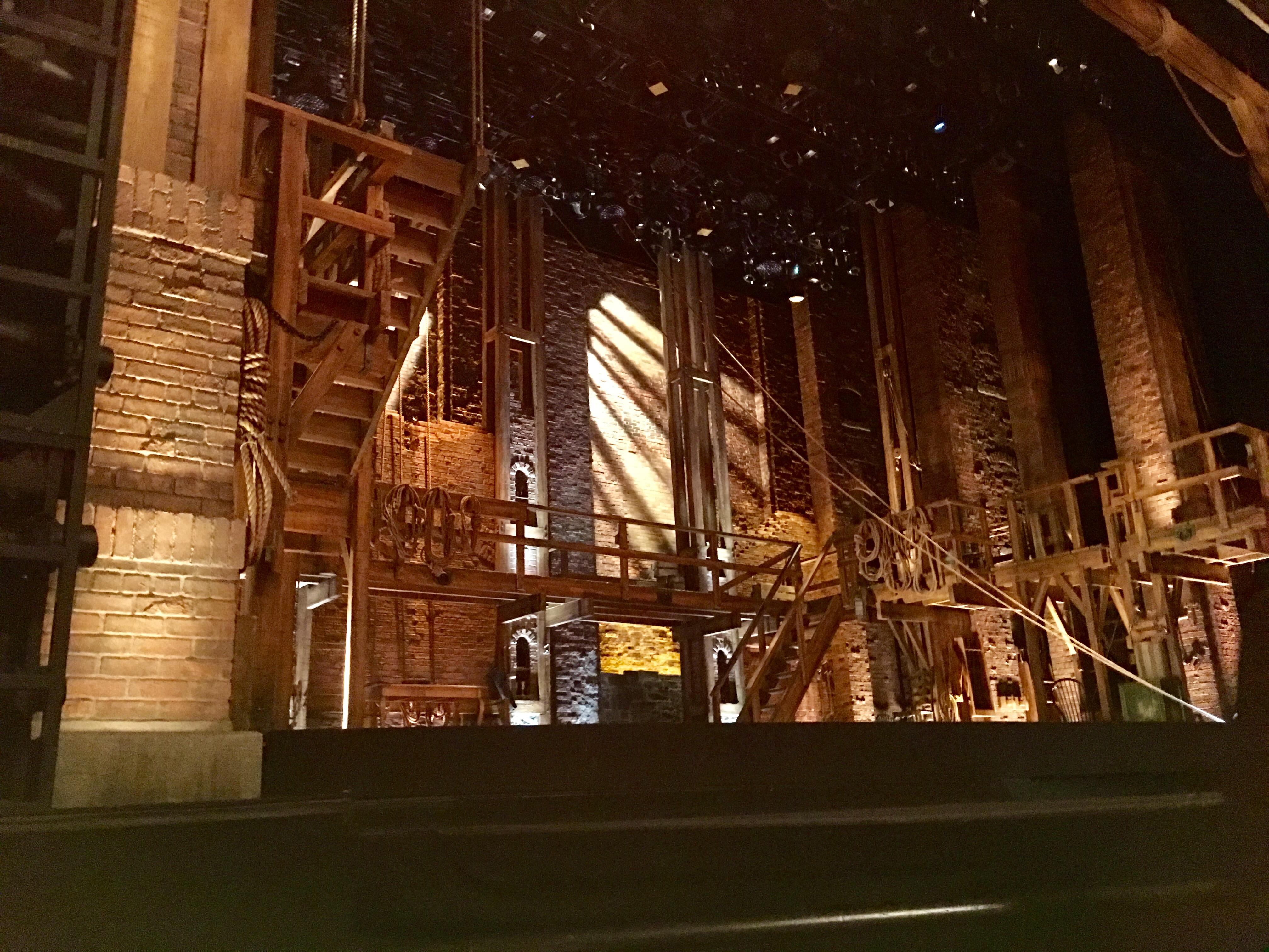 Orpheum Theatre (San Francisco) Section Orchestra L Row C Seat 1