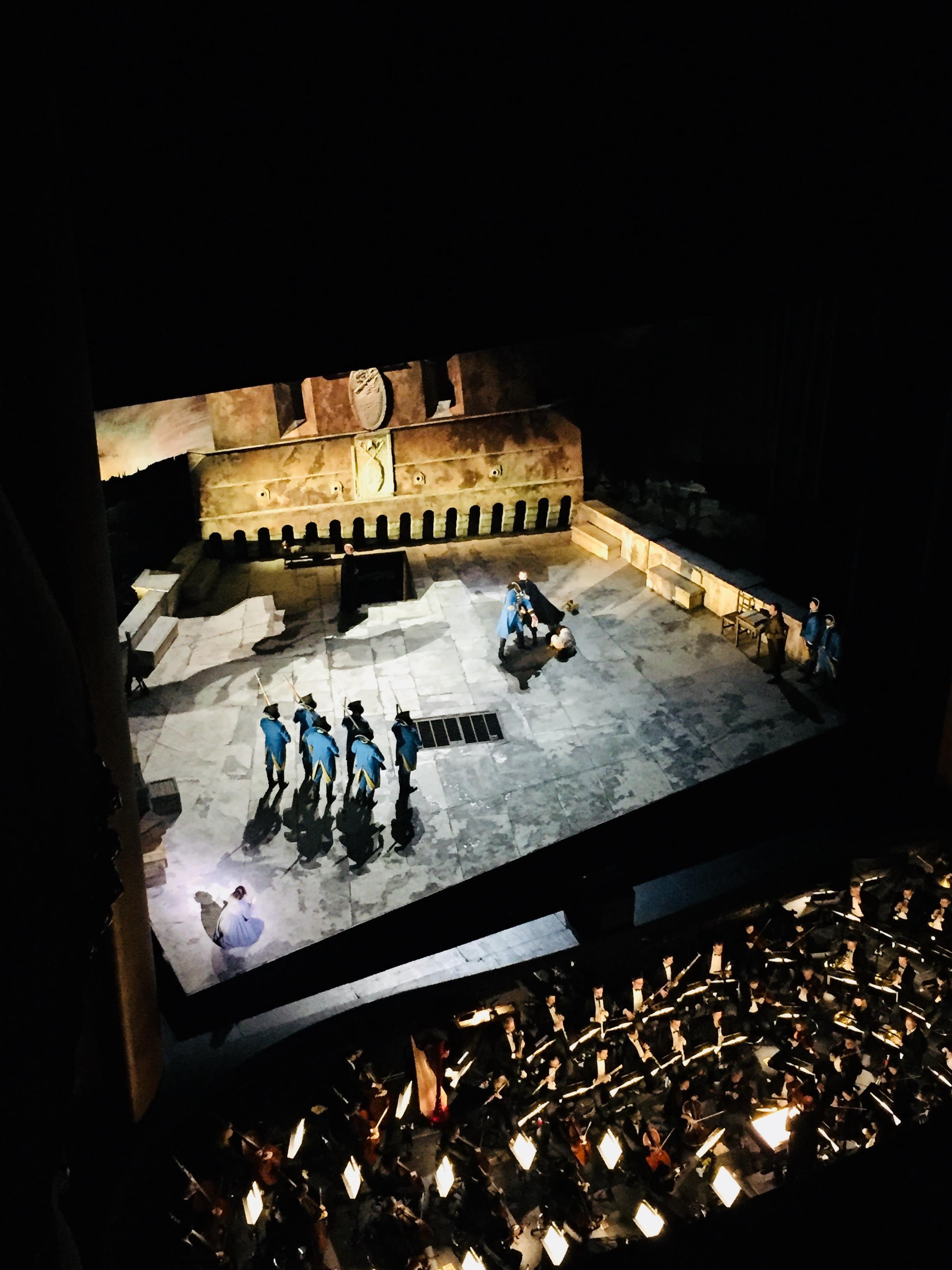 Metropolitan Opera House - Lincoln Center Section Family Circle