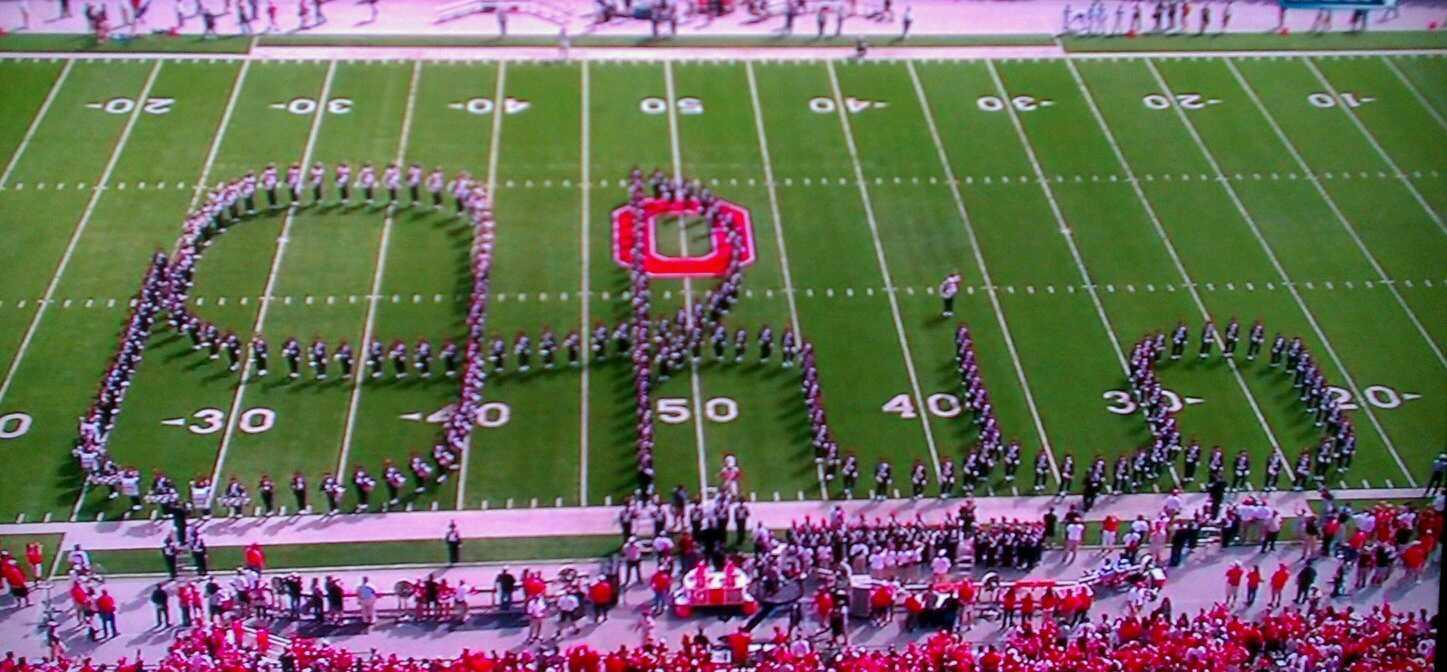 Ohio Stadium Section 21C