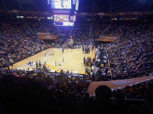 Thompson-Boling Arena Section 311a