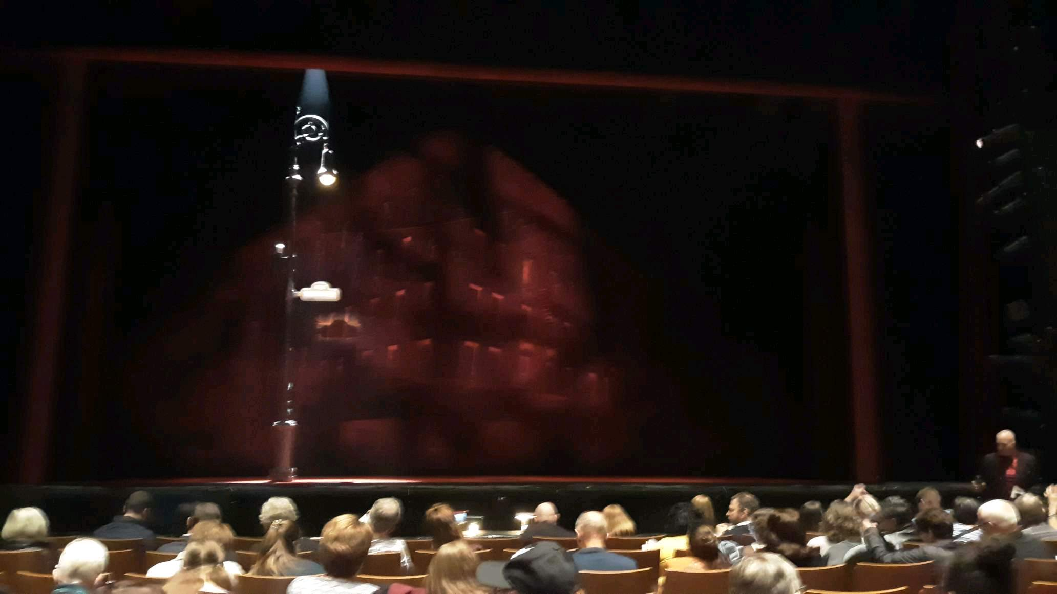 Durham Performing Arts Center Section Orchestra 3 Row H Seat 111