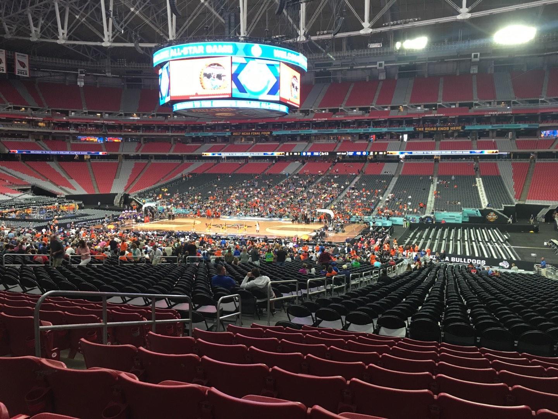 State Farm Stadium Section 105 Row 35 Seat 13