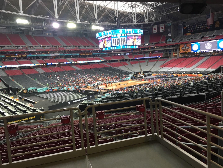 State Farm Stadium Section 135 Row WC Seat 18