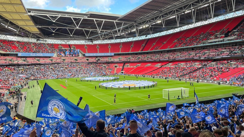 Wembley Stadium Section 136 Row 37 Seat 81