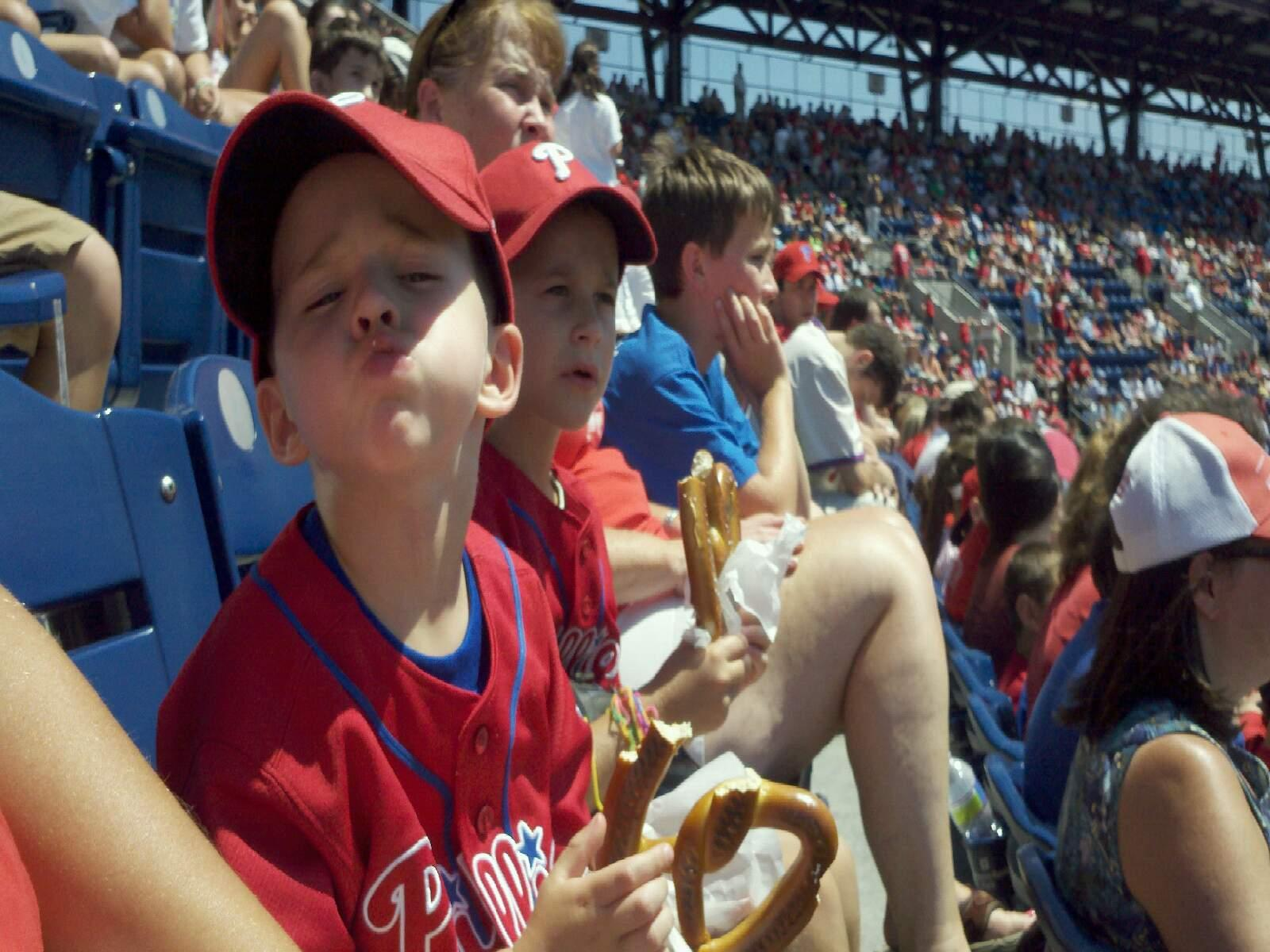 Citizens Bank Park Section 303 Row 5 Seat 3