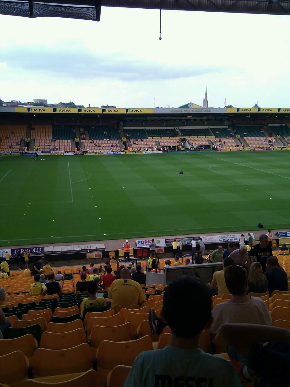 Carrow Road Section M