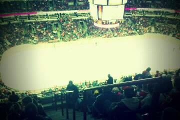 United Center Section SRO