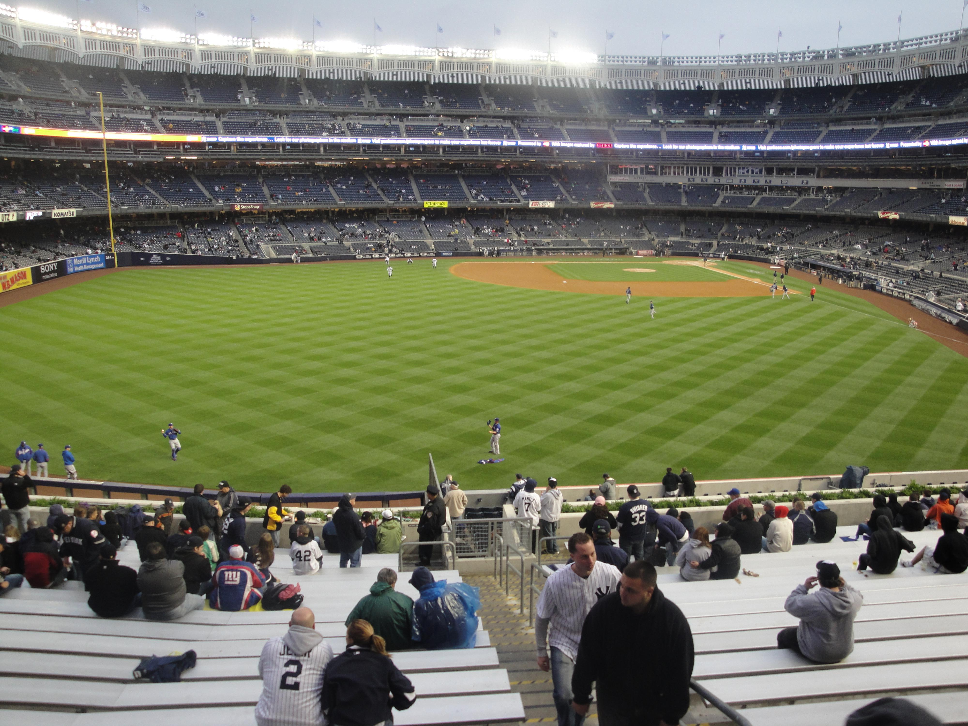 Yankee Stadium Section 236