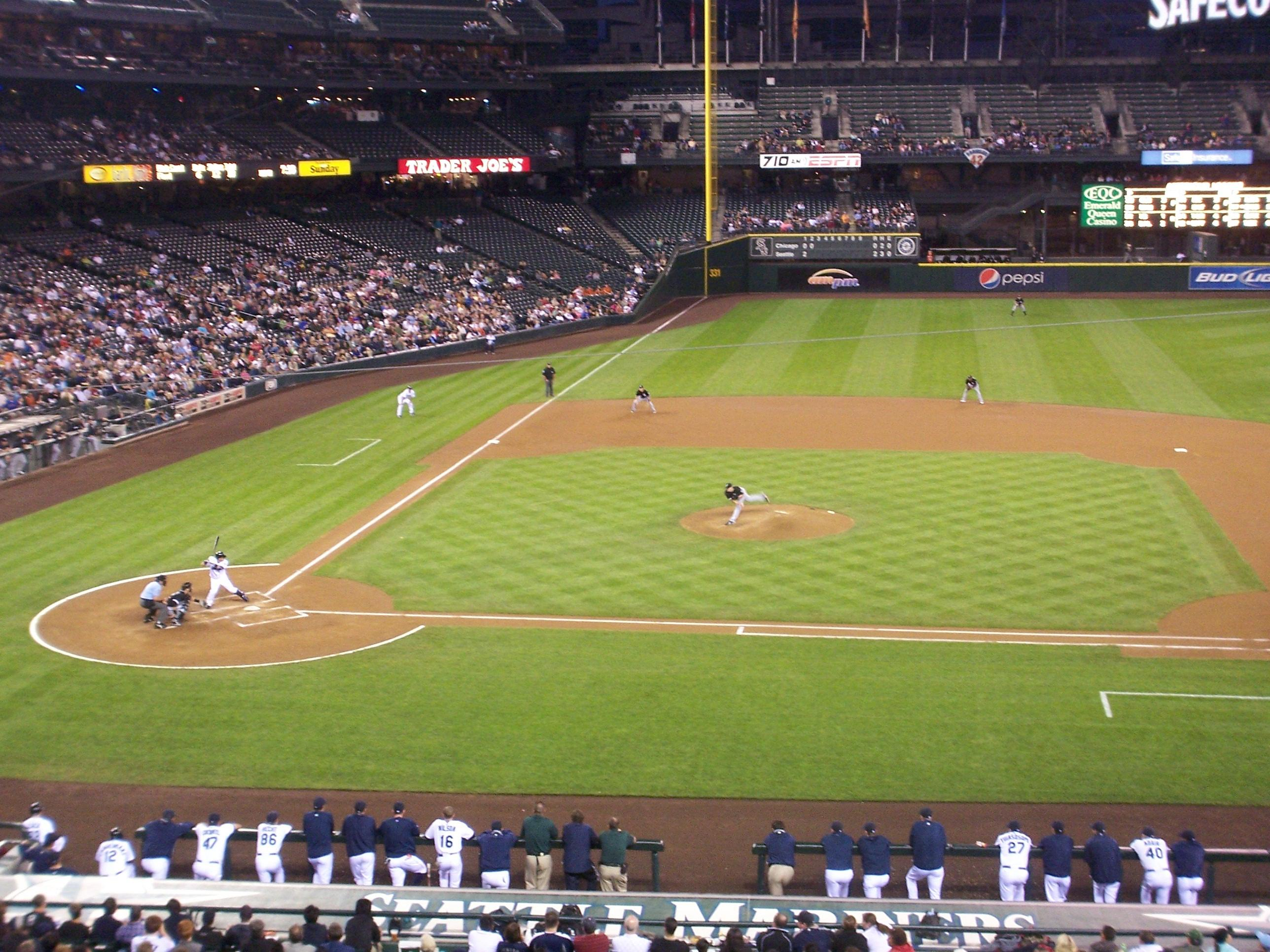 T-Mobile Park Section 223 Row 12