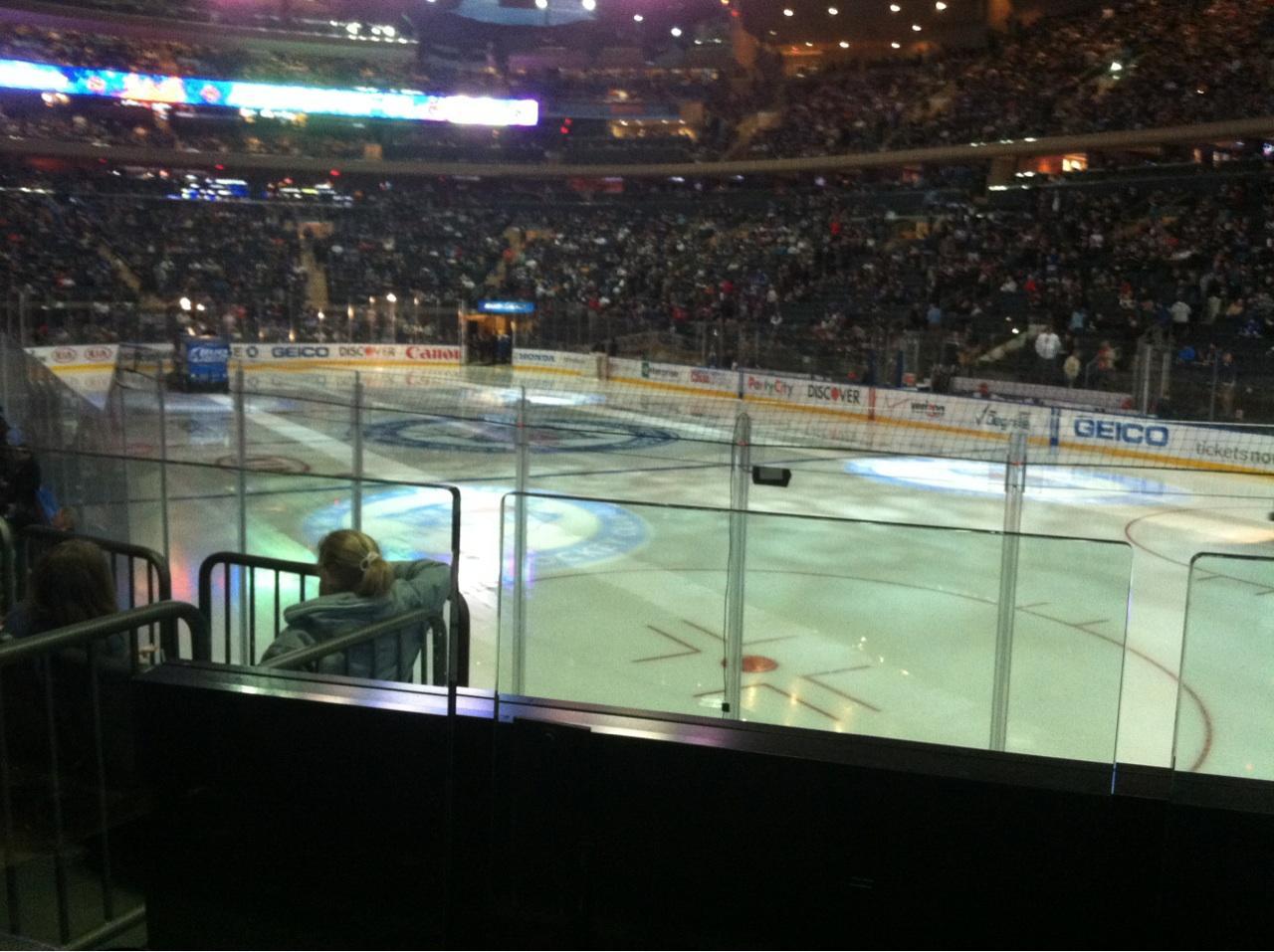 Madison Square Garden Section 120 Seat Views Seatscore