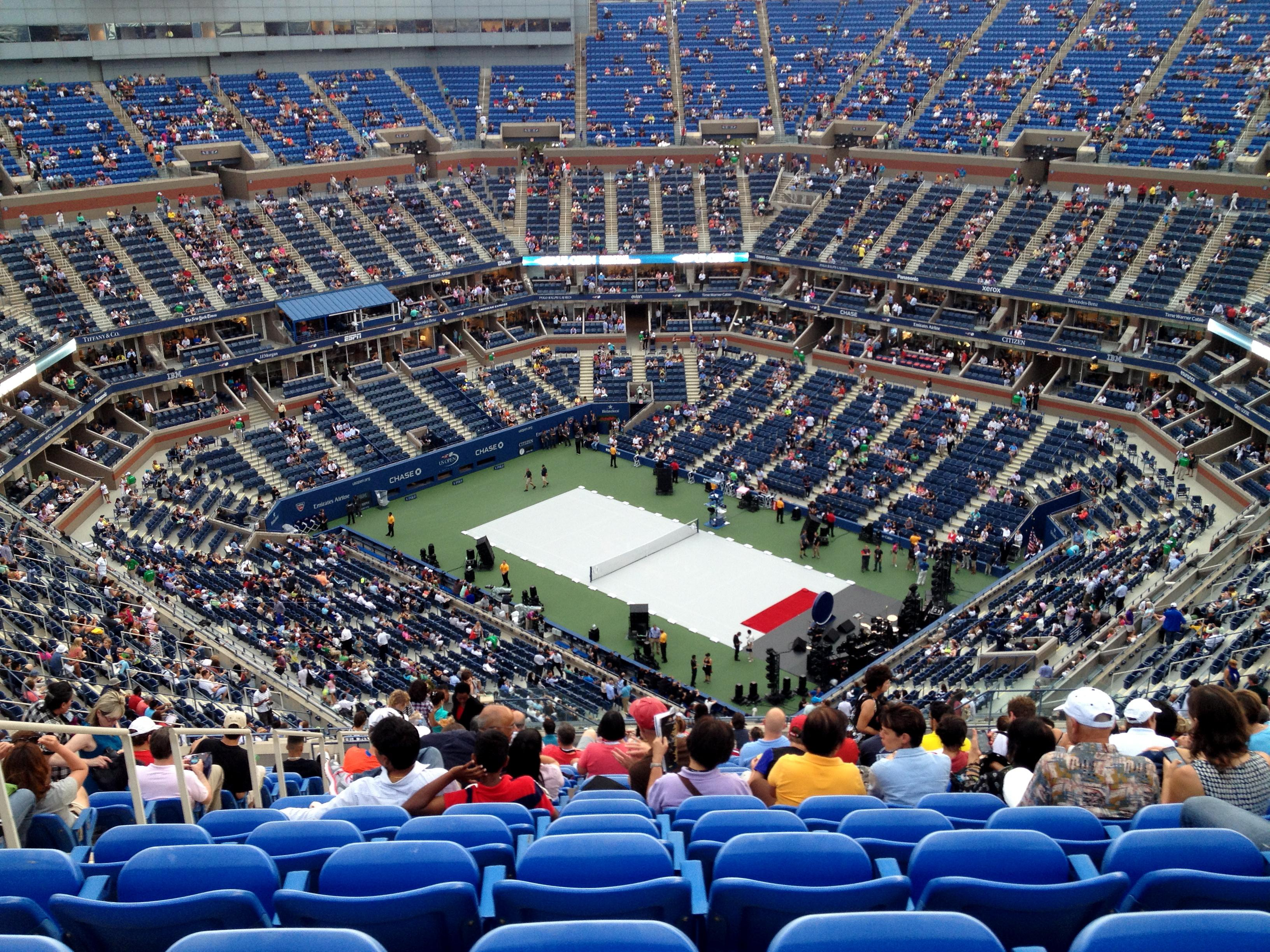 how to get to arthur ashe stadium