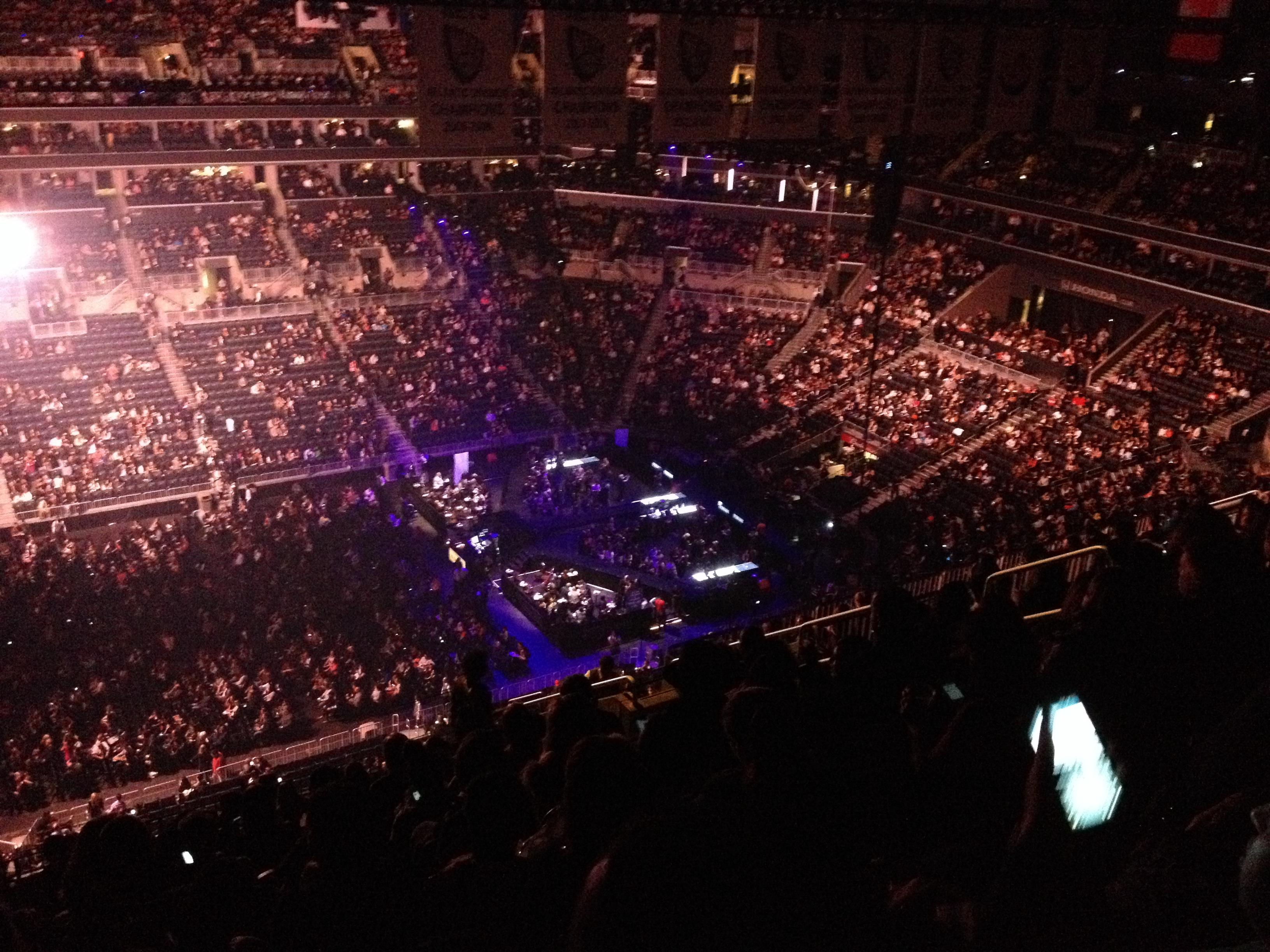 Barclays Center Concert Seat Views And Fan Photos