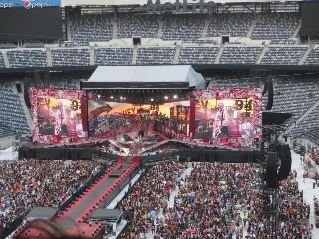 MetLife Stadium Section 224B Concert Seating ...