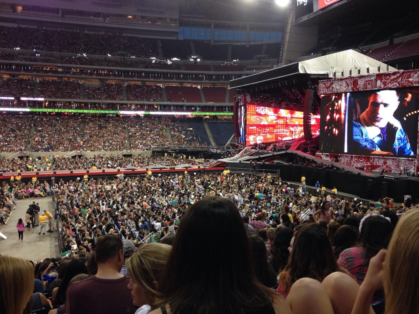 Nrg Stadium Section 125 Concert Seating Rateyourseats Com