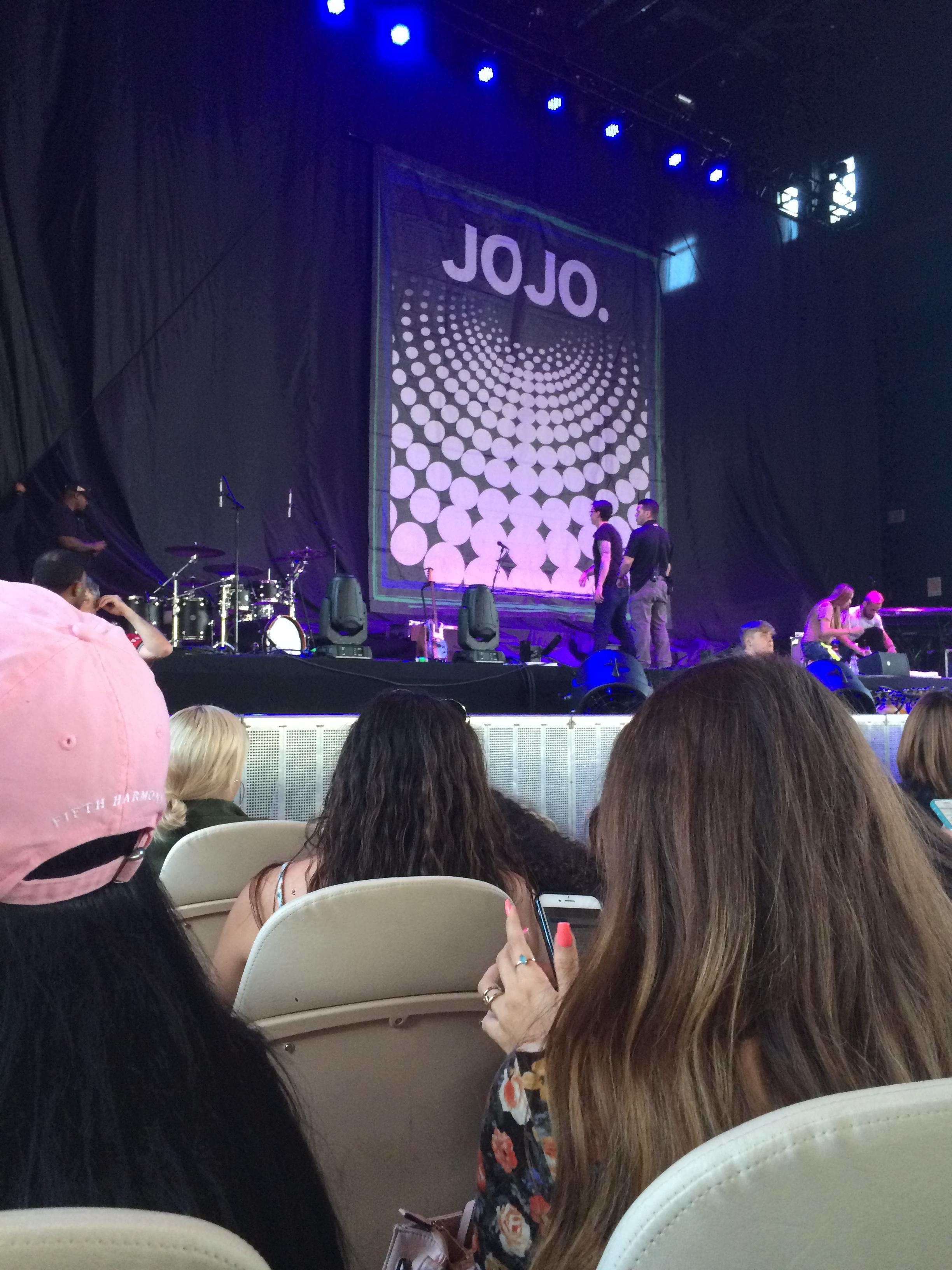 Ford Amphitheater at Coney Island Section 103 Row EE Seat 19