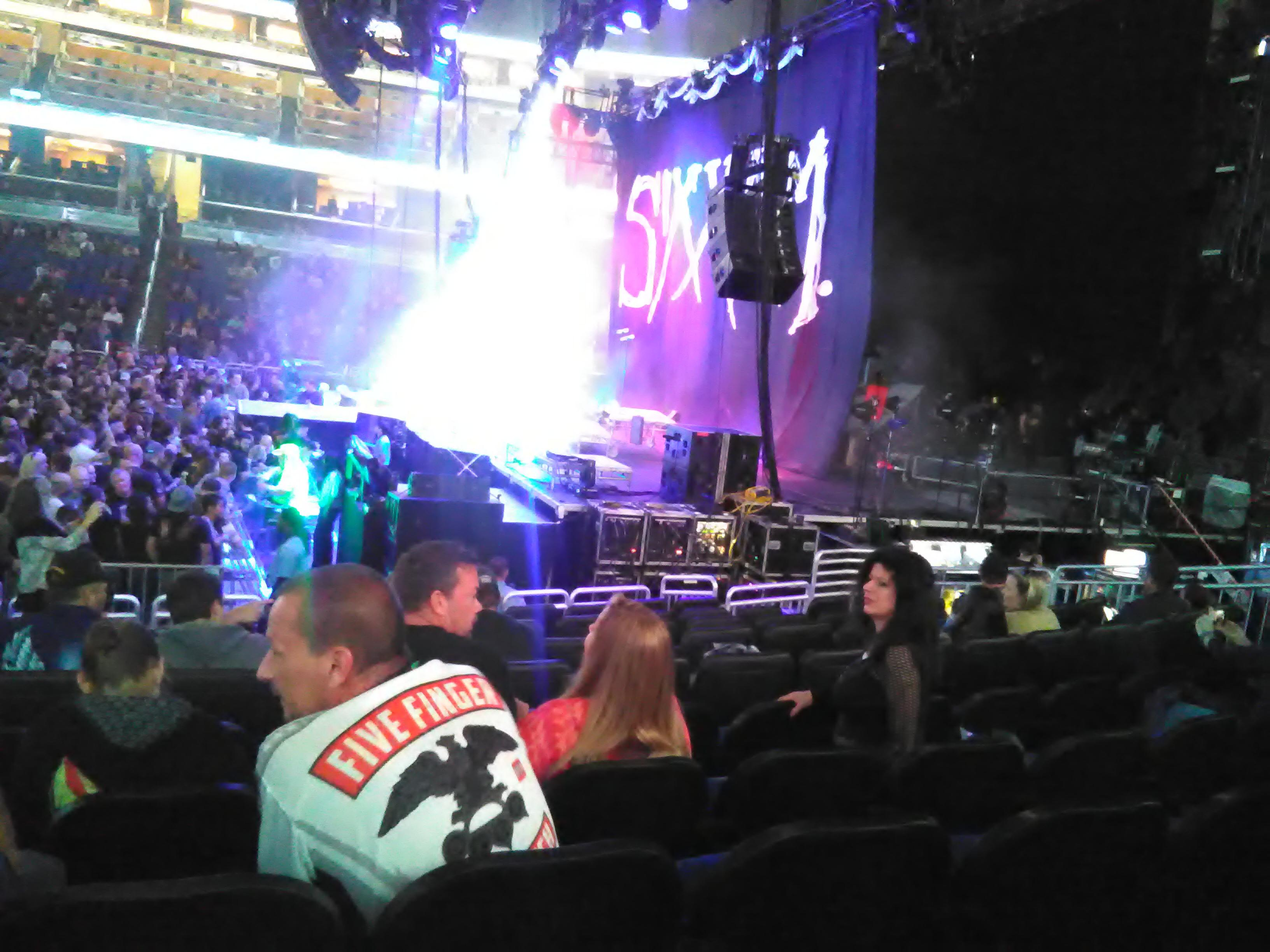 Amway Center Section 104 Row 10 Seat 17