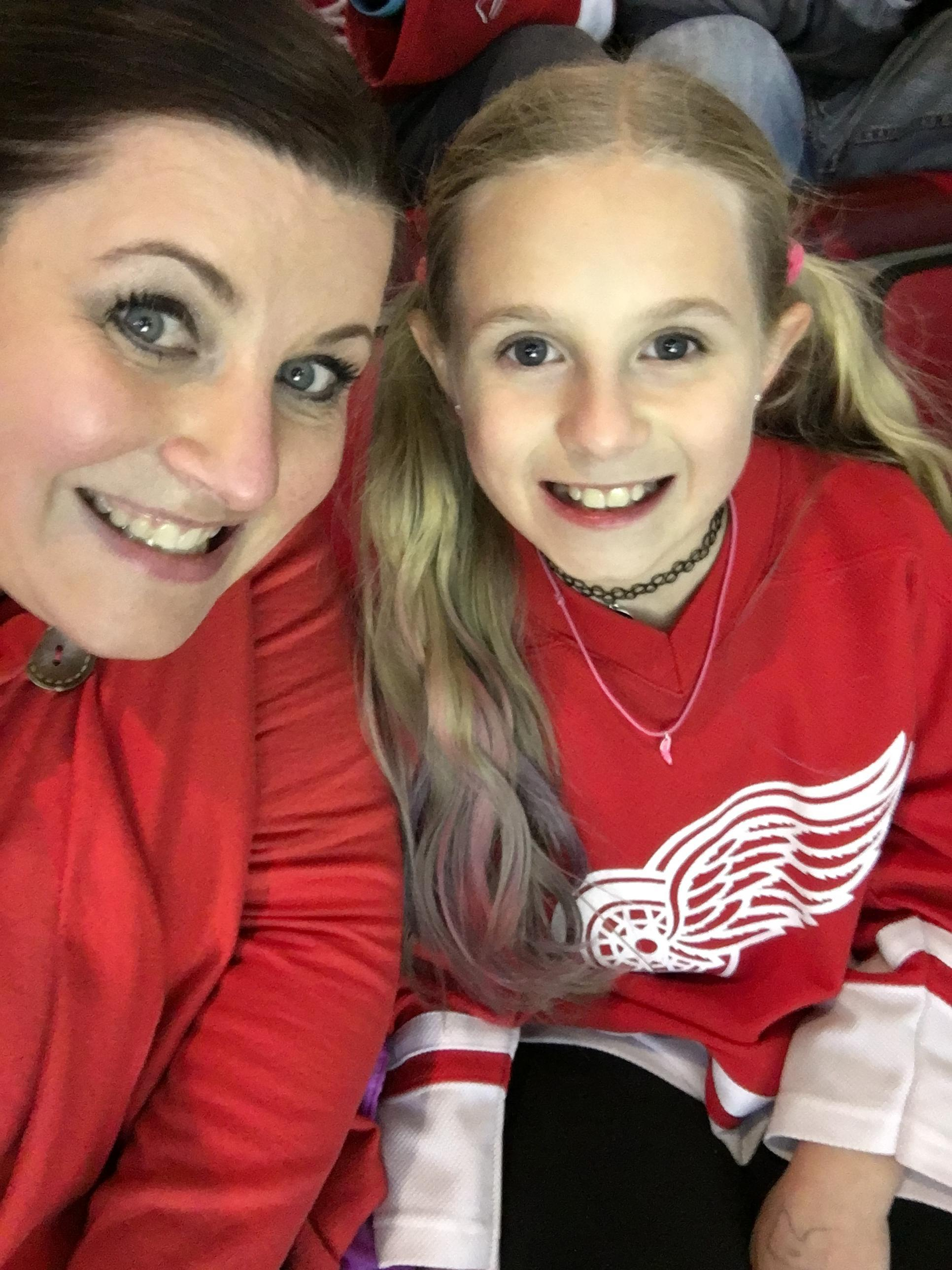 Joe Louis Arena Section 202 Row 18 Seat 2-3