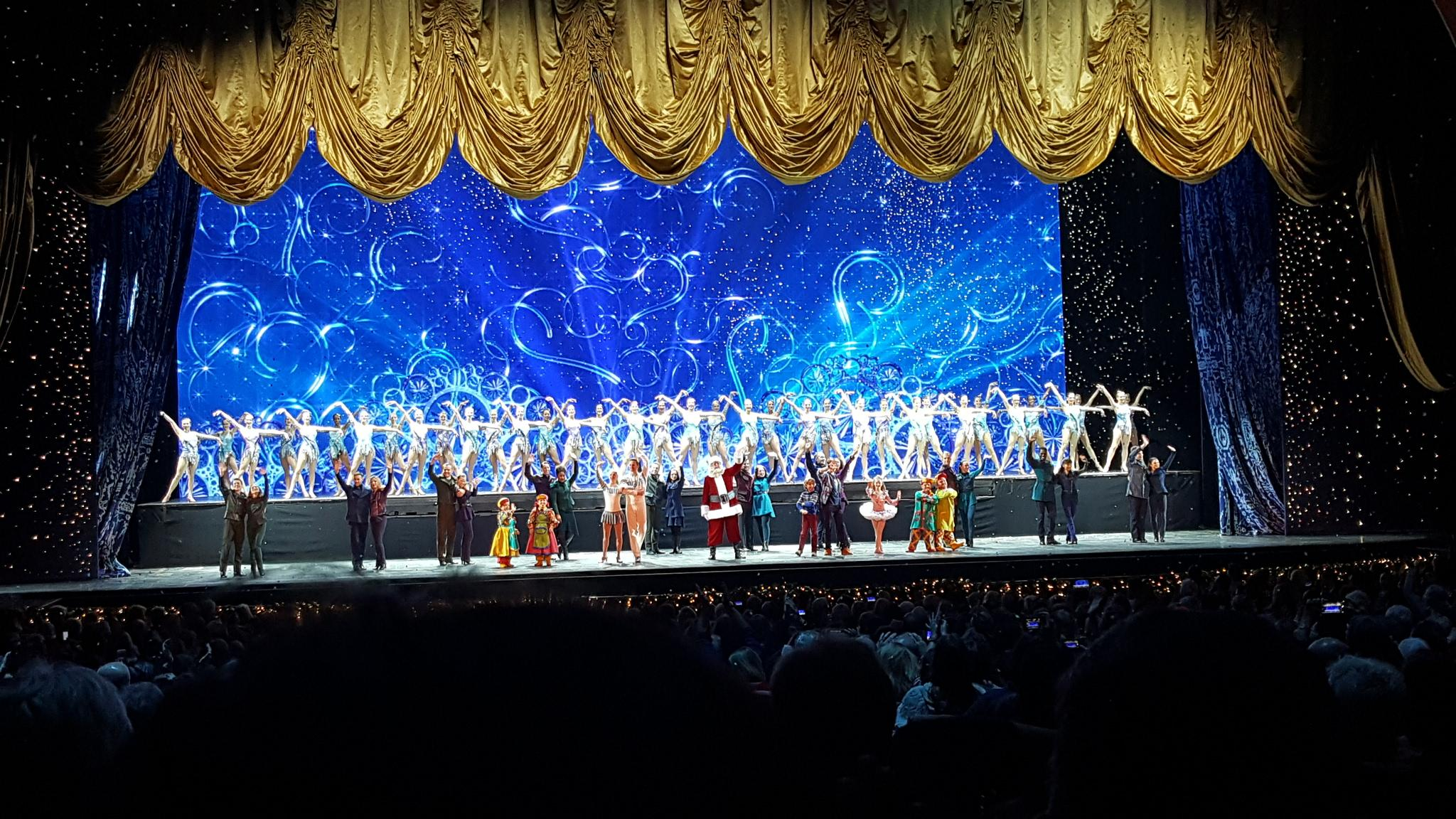Radio City Music Hall Section Orchestra 5 Row G Seat 502