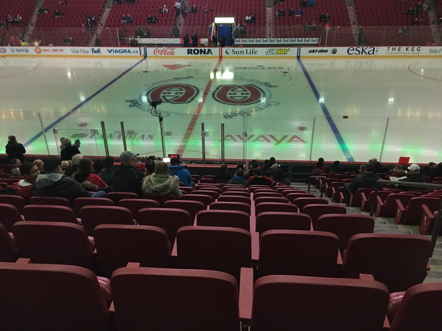 Centre Bell Section 113 Row L Seat 1-2