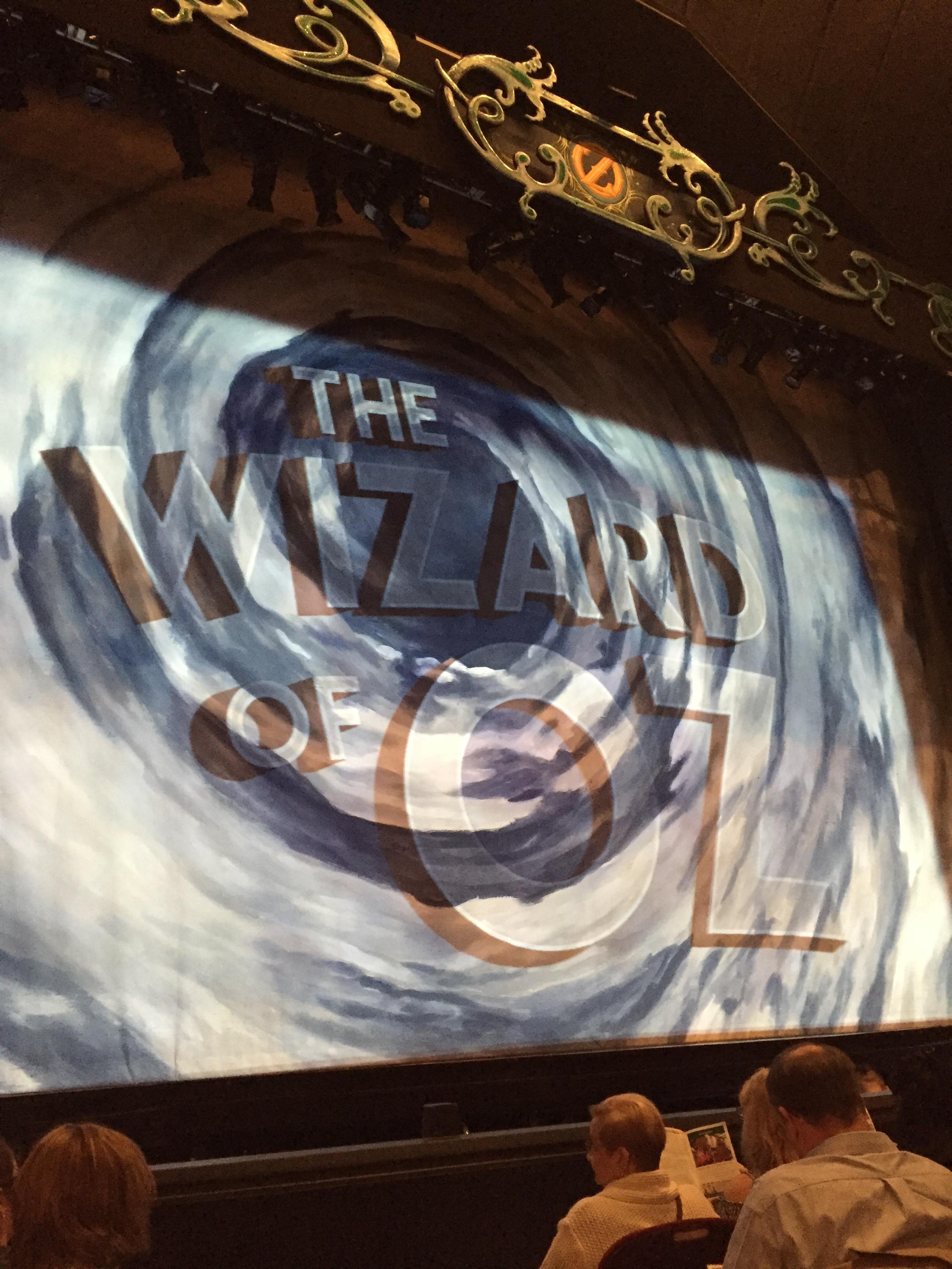 Walnut Street Theatre Section Orleft Row E Seat 202