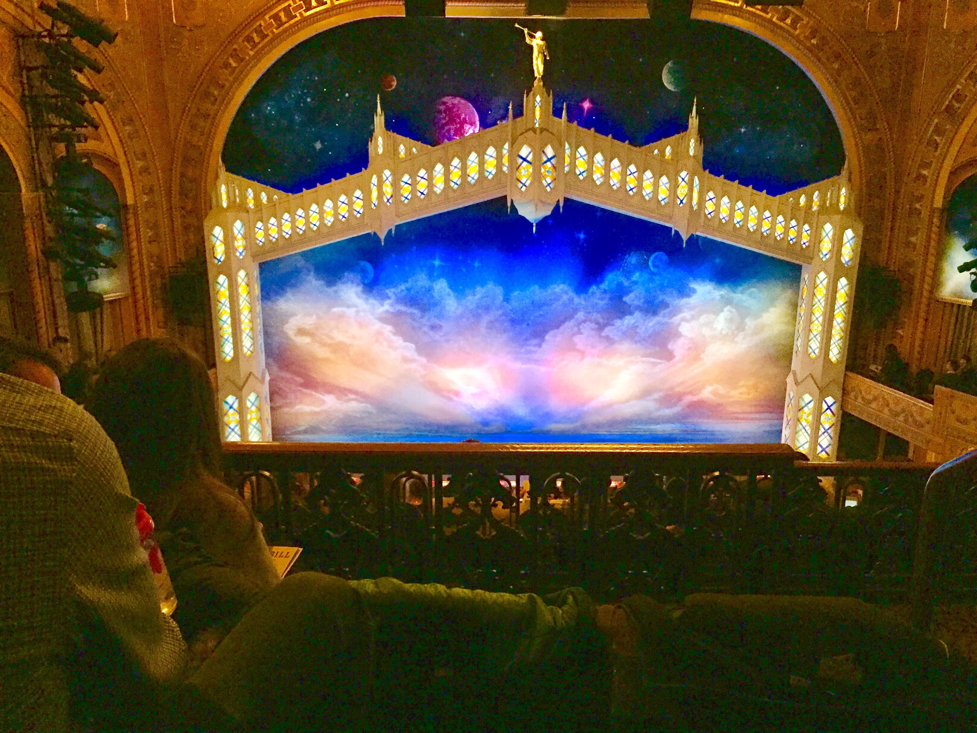 Eugene O'Neill Theatre Section Mezzanine L Row G Seat 103