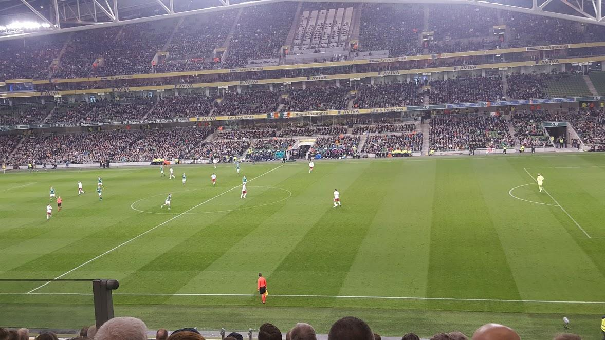 Aviva Stadium Section 304