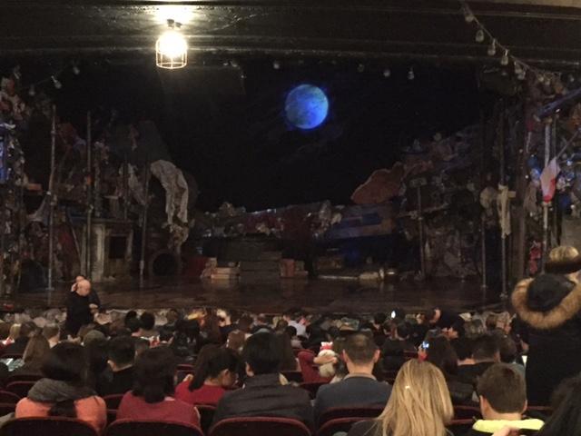 Neil Simon Theatre Section Orchestra C Row U Seat 111