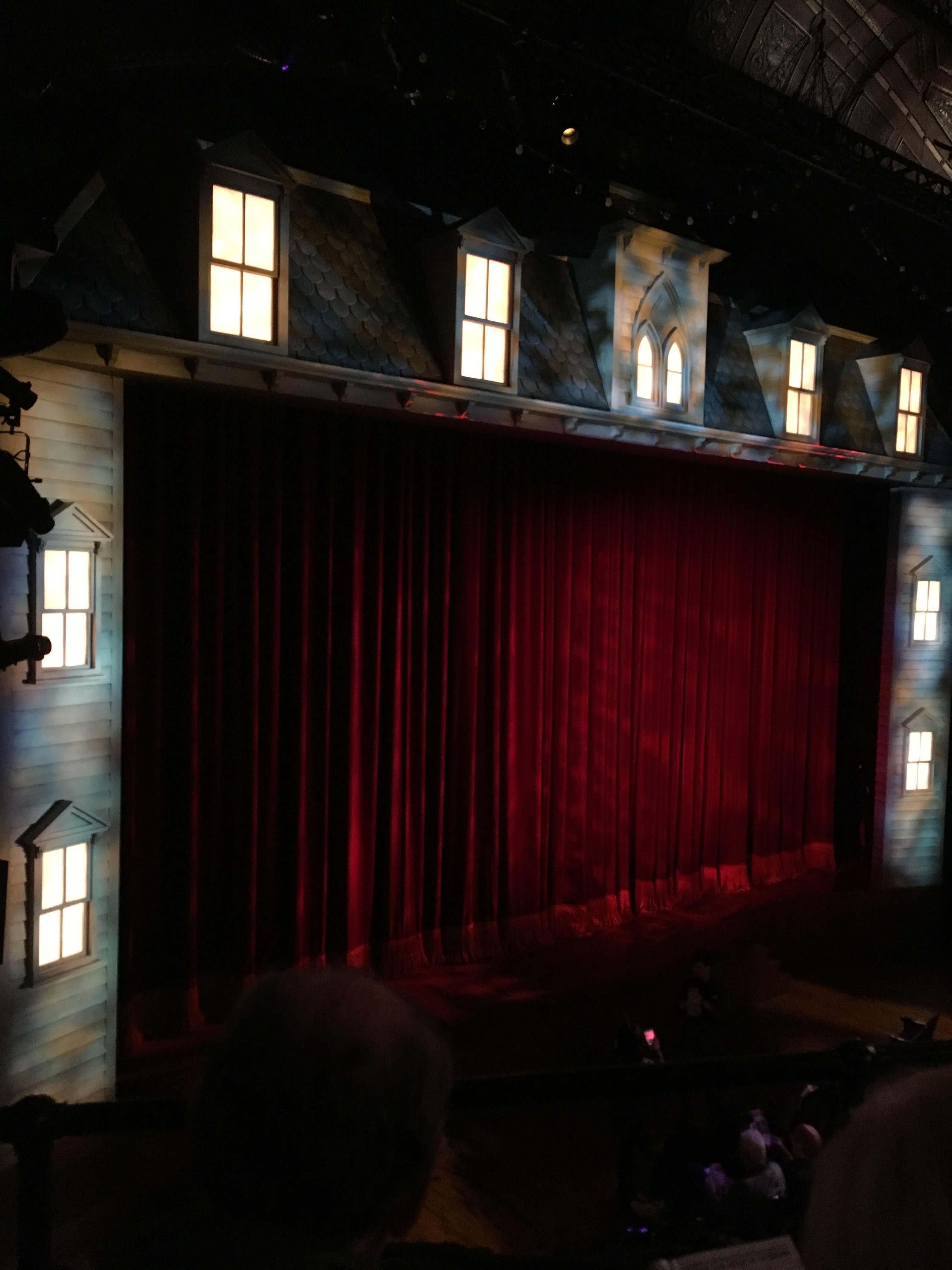 Studio 54 Section Front Mezzanine R Row BB Seat 9