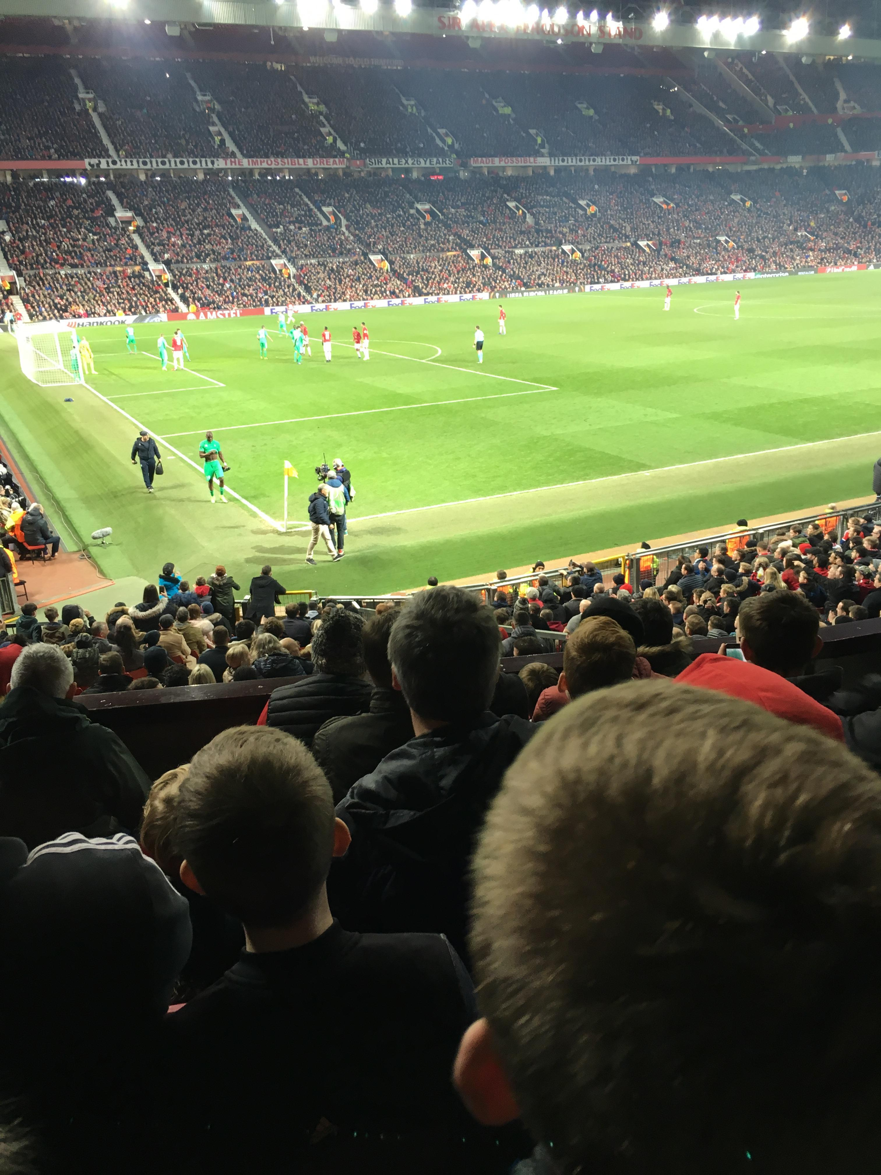 Old Trafford Section Fam