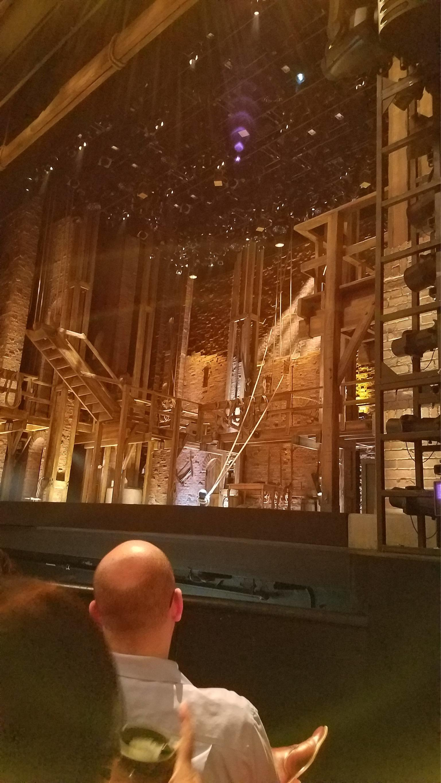 Orpheum Theatre (San Francisco) Section Orchestra R Row D Seat 8