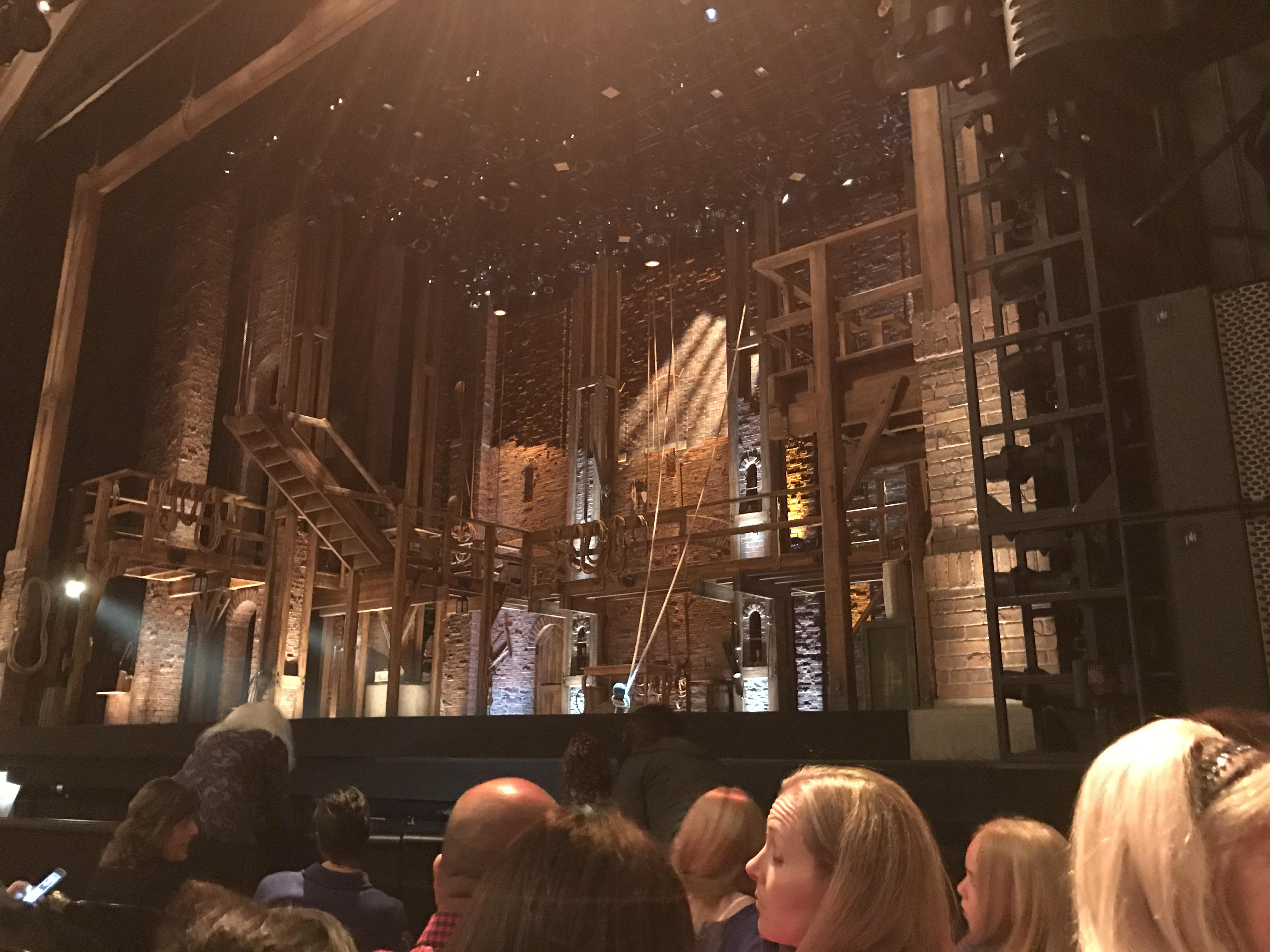 Orpheum Theatre (San Francisco) Section Orchestra R Row E Seat 6
