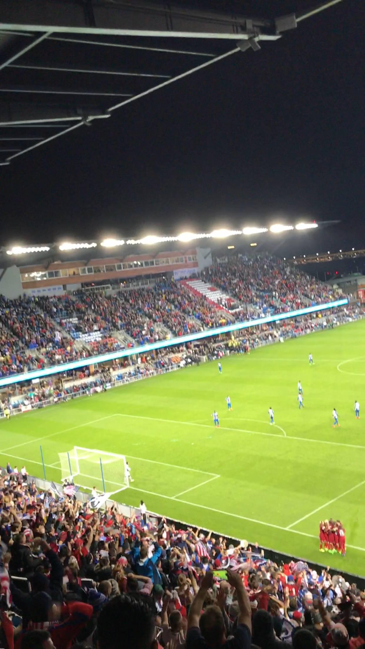 Avaya Stadium Section 122 Row 24 Seat 47