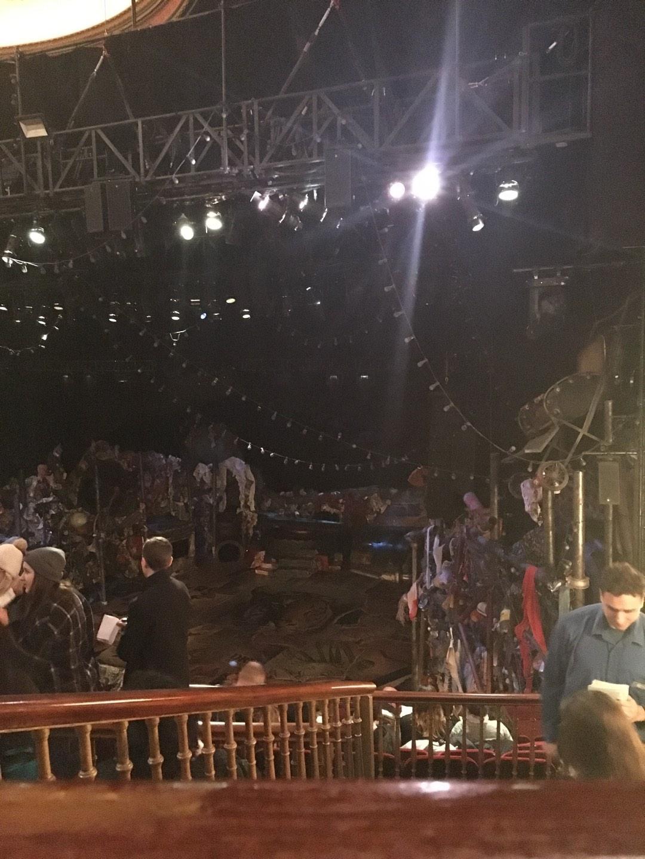 Neil Simon Theatre Section MEzz Row L Seat 14