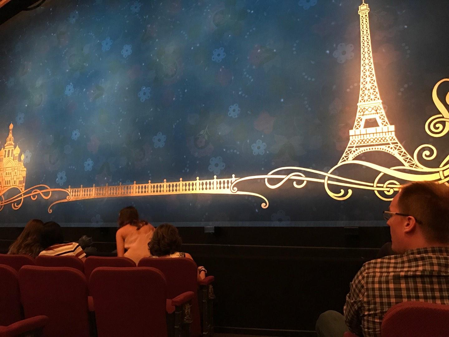 Broadhurst Theatre Section Orchestra R Row E Seat 2