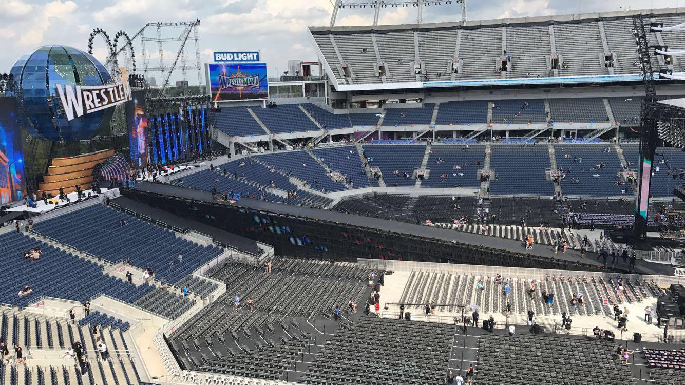 Camping World Stadium Section 237 Row K Seat 13