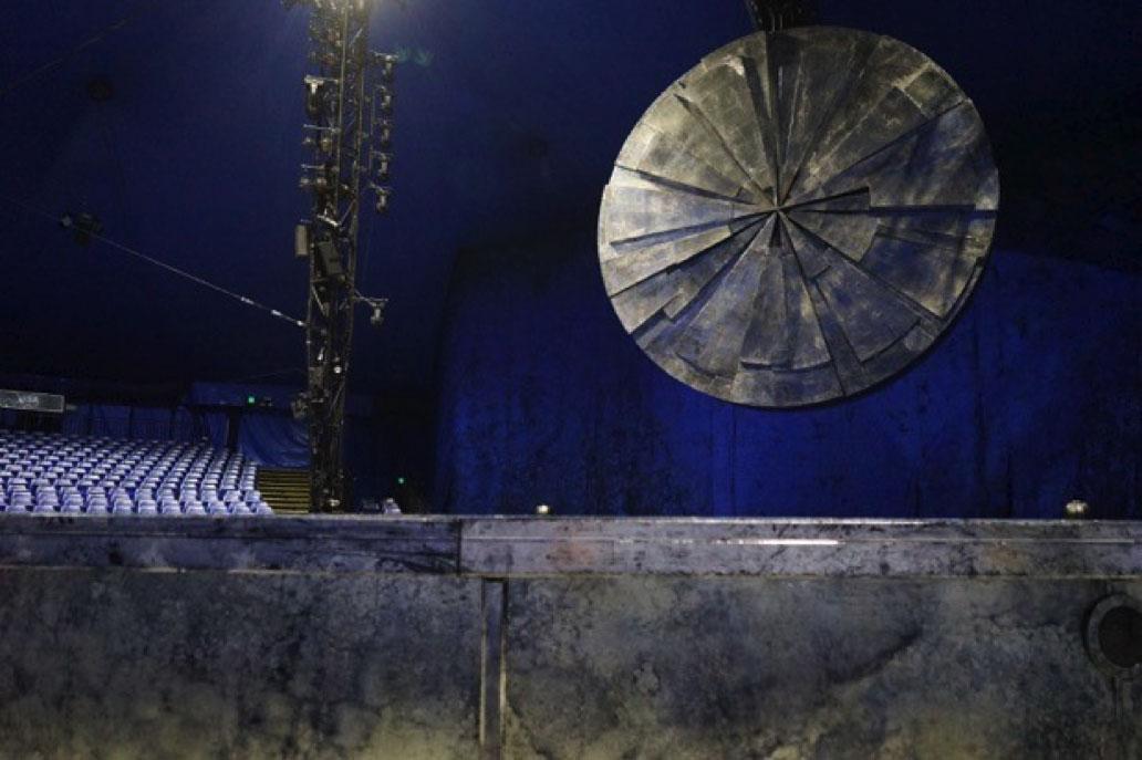 Cirque Du Soleil - Luzia Section 102 Row BB Seat 8